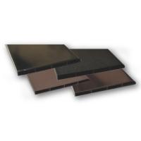Aluminum skirting board