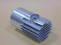 铝压铸-LED 灯用-散热罩