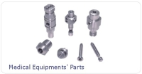 Medical Equipments' Parts