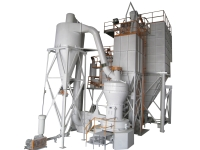 雷蒙式磨粉机