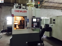 CHEVALIER,FVL-8G,Used Lathe,Vertical Leaths