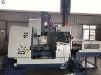 YCM FV102A, Vertical Machining Centers,Used vertical Machine Centers,Agma,A-6