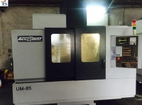 Vertical Machining Center,Used Machine,Accuway,UM-85