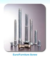 Euro/Furniture Screw