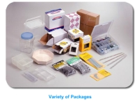 Variety of Packages