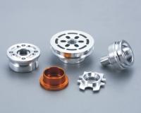 CNC复合式车床加工制品