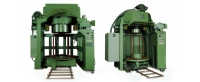 VERTICAL TYPE WIRE DRAWING MACHINE
