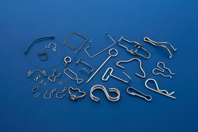 WIRE FORMING
