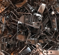 STAINLESS STEEL SPRING LOADED TOGGLE CLIPS