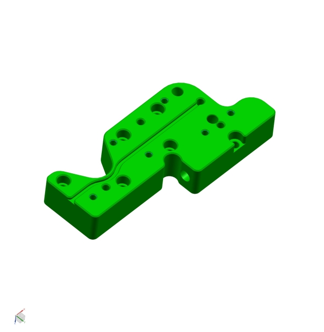 CNC MILLING PARTS OF CUSTIMIZED PRODUCTS