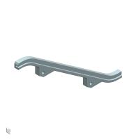 CNC铣床加工件