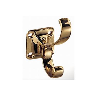Solid Brass Hook