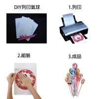 Cens.com D.I.Y.列印氣球 捷昶興業有限公司
