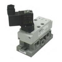 ISO1五口二位單頭電磁閥DC24V