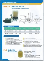 电动黄油系统