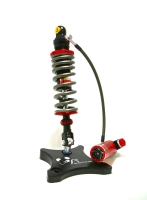 SP series high-level adjustable rear shock absorber with reservoir