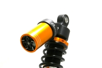 SE series adjustable rear shock absorber with reservoir