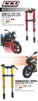 CCD TR/R3 shock absorber instruction
