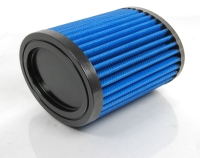 High-flow replacement air filter