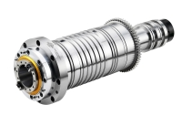Gear-driven Spindle