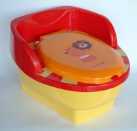 Baby music potty