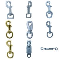 Malleable Iron/ Ductile Hooks