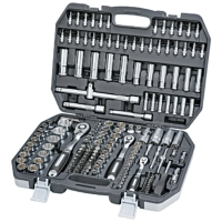 Cens.com 172PC 1/4DR. & 3/8 & 1/2 DR. SOCKET SET HO YUE ENTERPRISE CO., LTD.