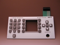 Cens.com Membrane Switch + Silicon Rubber Keypad YIYI ENTERPRISE CO., LTD.