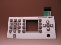 Membrane Switch + Silicon Rubber Keypad