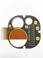 面板結合銅箔線路