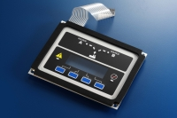 铝板组装薄膜按键