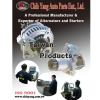 Cens.com Alternators CHIH YANG AUTO PARTS ENT., LTD.