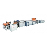 Automatic Roll to Roll Two-Color Screen Printing Machine
