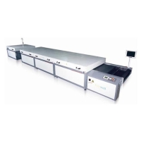 High Efficient Heating Jet-Air Conveyor Dryer