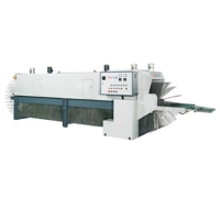 Automatic Hot Air Wicket Dryer