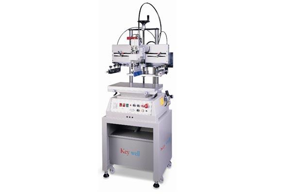 小型气动式平面网印机 (With vacuum table)
