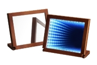 Magic Mirror with wireless controller