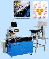 自動送料單色瓶蓋移印機