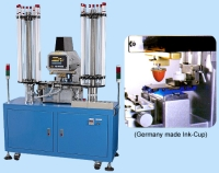 Auto Sealed Ink-Cup Pad Printing Machine (With Auto Feeding Exclusive For Contact Lens)