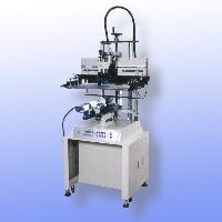 曲面自动定位网印机