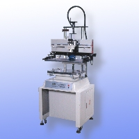 Screen Printing Equipment - For Flat Surface Objects