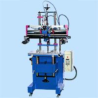 Slide Shuttle Type Screen Printing Machine