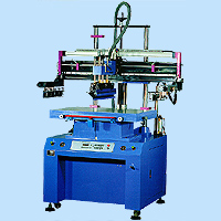 For Flat Surface Objects Screen Printing Machine