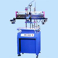 T型平台网印机 (不吸风)