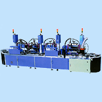 Cens.com 4 Color Screen Printer GUGER INDUSTRIES CO., LTD.