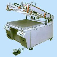 高精密式PC板专用网印机