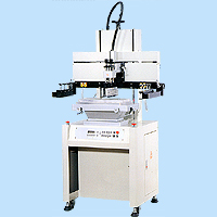 Semi Auto Screen Printer For SMT