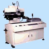 跑台式自动锡膏印刷机