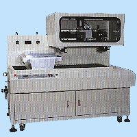 Slide shuttle SMT screen printer