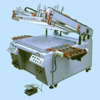 High Precision Screen Printing Machine With Auto-Discharge Equipmentspecialized for Board